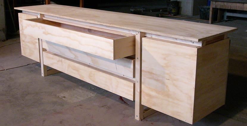 Dick van hoff industrieel maatwerk for 2e hands meubels